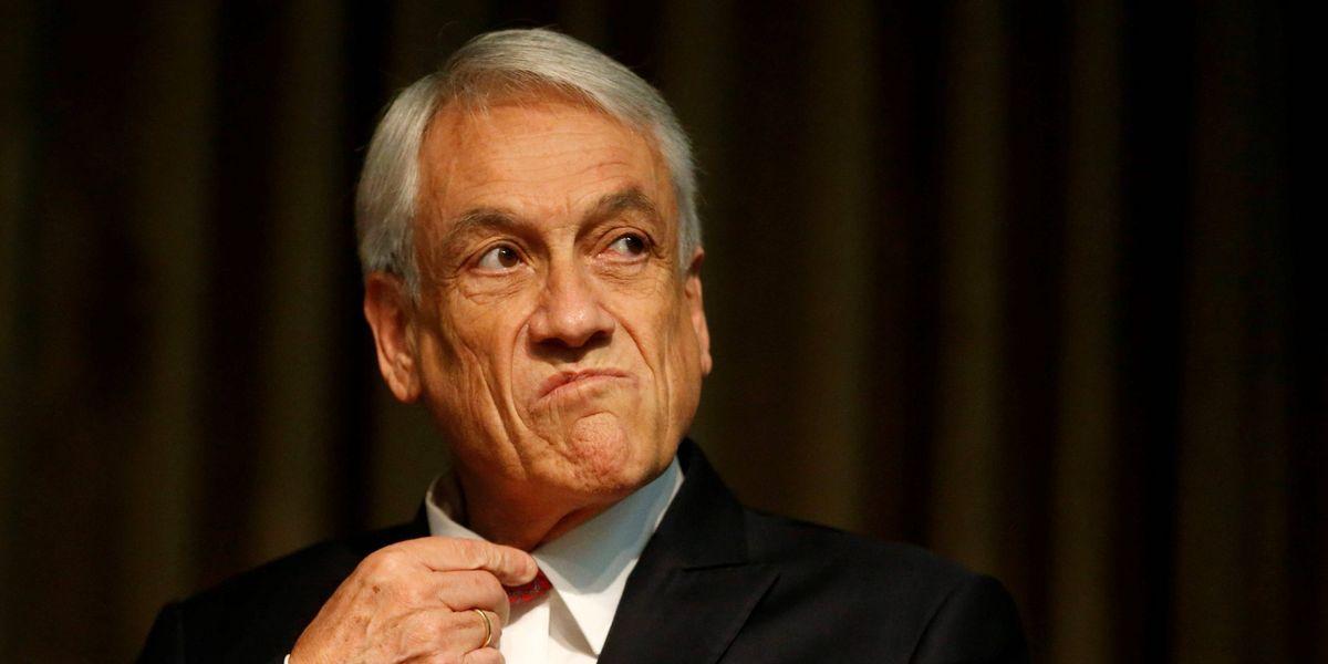 Gobierno de Piñera gasta 8.8 millones de pesos en TV para Palacio Presidencial /